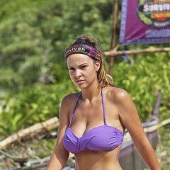 Morgan on the Solana Beach.