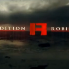 The TV3 title card for Expedition Robinson
