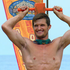 Jon competes in the final nine Immunity Challenge, <i><a href=