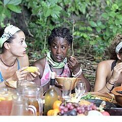 The fans and favorites feast after the merge.