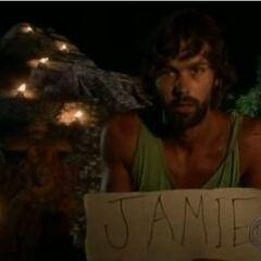 Bobby Jon votes against Jamie for lack of class.
