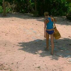 Candice eliminated.