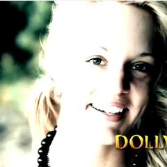 Dolly's photo in the opening.