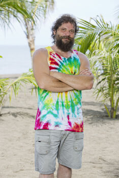Rupert Survivor Pearl Islands