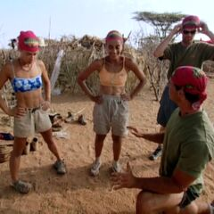 Silas tries to unify the tribe.