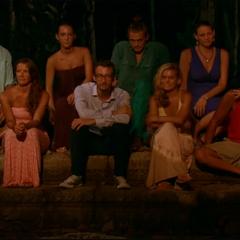 <i>Survivor: Cambodia</i> Jury.