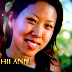 Shii Ann's photo in the opening.