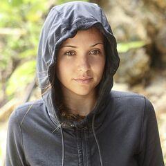 Morgan at the Solana Camp.