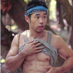 Daniel Lue as a member of <a href=