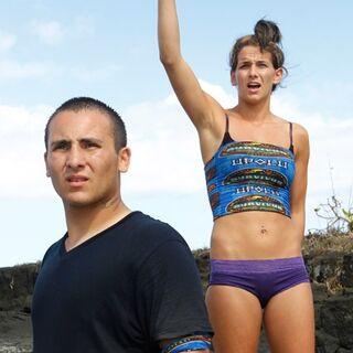 Upolos Brandon Hantz and Mikayla Wingle.