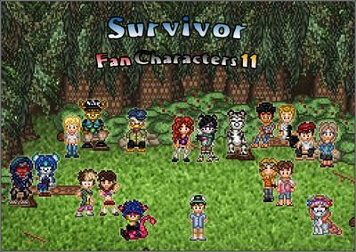 Survivor Fan Characters 11 (Title Page)