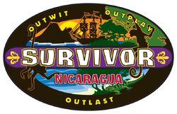 Survivor Nicaragua logo2