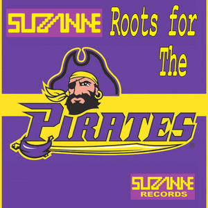 Suzanne Roots For The Pirates album cover