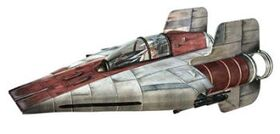 Fighter a-wing 01