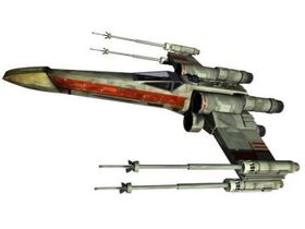 Fighter x-wing 01