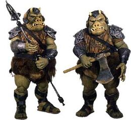 Alien snp gamorrean