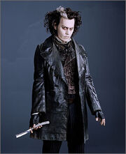 Sweeney Todd Outfit