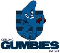 Geelong Gumbies S14 Logo