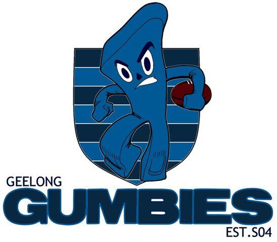File:Geelong Gumbies S14 Logo.jpg