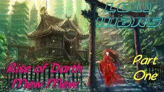 Moe Wars - Rise of Darth Mew Mew Part 1