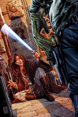 The Last Padawan 2 Cover