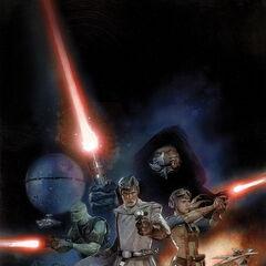 <i>The Star Wars</i> #1, Nick Runge cover