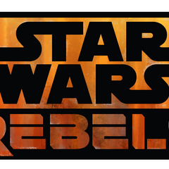 The <i>Star Wars Rebels</i> logo.