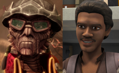 Hondo and Lando