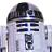 Bracket R2-D2