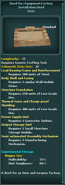 Deed-for-equipment-factory-schematic
