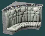 YT1300 Passenger Lounge