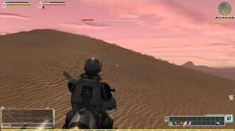Star Wars Galaxies walkthrough SWG swglegends com part 5 BY CHRISTIAN HACKER