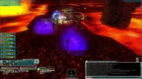 Star Wars Galaxies - HK-47 Instance Mustafar