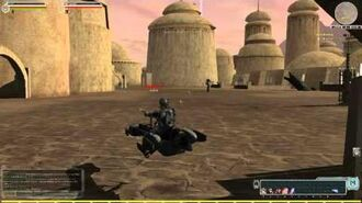 Star Wars Galaxies walkthrough SWG swglegends com part 2 BY CHRISTIAN HACKER