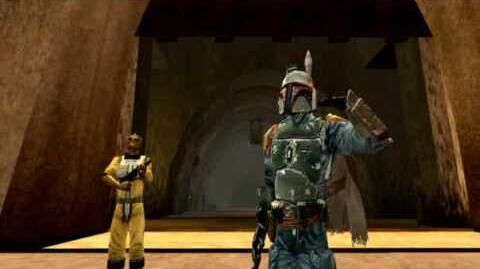 "Star Wars Galaxies trailer ""5 years"""