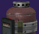 Meatlump Explosive Device Sabotage