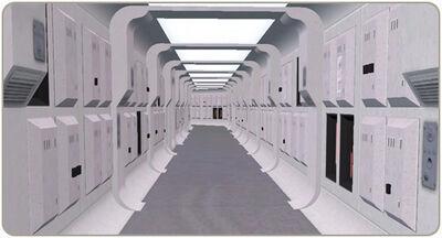 Vette corridors