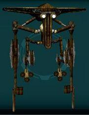 Mining droid