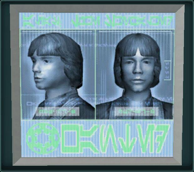 Wanted Poster Luke Skywalker