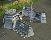 Imperial Barracks FoC