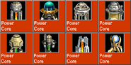PowerCore icons