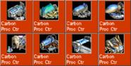 CarbonProcCtr icons