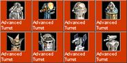 AdvancedTurret icons