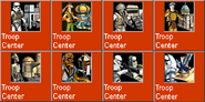 TroopCenter icons