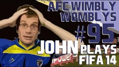 Last Game of the Season! AFC Wimbly Womblys 95