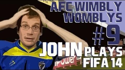 Managing a Real Life Football Team AFC Wimbly Womblys 9