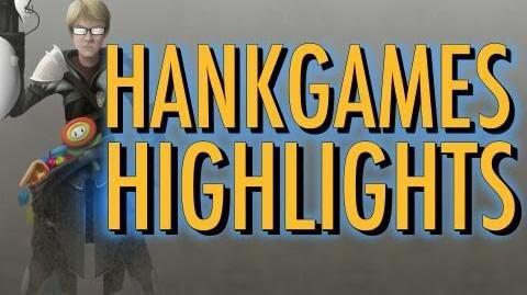 Hankgames Highlights Unnecessary Slide Tackle - John & Hank Play FIFA