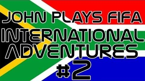 Is America Good? John Plays FIFA International Adventures 2