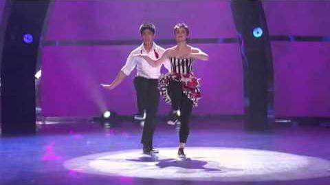 So You Think You Can Dance S08E10 Top 16 Perform Melanie and Marko Leona Lewis I Got You 00