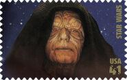 Stamp Palpatine